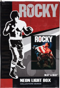"Movie/TV Memorabilia:Memorabilia, A Collectible Related to ""Rocky.""..."