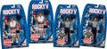 "Movie/TV Memorabilia:Memorabilia, A Jakks Group of Action Figures Related to ""Rocky V,"" 2007...."