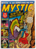 Golden Age (1938-1955):Horror, Mystic #4 (Atlas, 1951) Condition: GD....