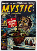Golden Age (1938-1955):Horror, Mystic #8 (Atlas, 1952) Condition: GD+....