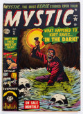 Golden Age (1938-1955):Horror, Mystic #13 (Atlas, 1952) Condition: GD/VG....