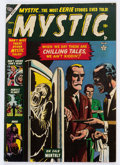 Golden Age (1938-1955):Horror, Mystic #23 (Atlas, 1953) Condition: FN-....