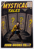 Silver Age (1956-1969):Horror, Mystical Tales #3 (Atlas, 1956) Condition: VG....