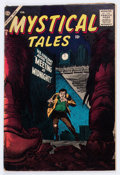 Golden Age (1938-1955):Science Fiction, Mystical Tales #5 (Atlas, 1957) Condition: VG+....