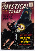Silver Age (1956-1969):Horror, Mystical Tales #6 (Atlas, 1957) Condition: VG+....