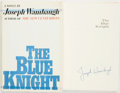 Books:Mystery & Detective Fiction, Joseph Wambaugh. SIGNED. The Blue Knight. Boston: Little,Brown and Company, [1972]....