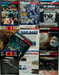 Books:Periodicals, Group of Ten Magazines from American Heritage. 1993 - 1996.... (Total: 10 Items)