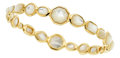 Estate Jewelry:Bracelets, Mother-of-Pearl, Gold Bracelet, Ippolita. ...