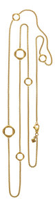 Estate Jewelry:Necklaces, Gold Necklace, David Yurman. ...