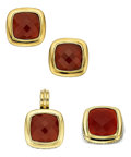 Estate Jewelry:Suites, Agate, Gold, Sterling Silver Jewelry Suite, David Yurman. ...