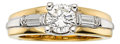 Estate Jewelry:Rings, Diamond, Gold Ring, Fred. ...