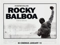 "Movie/TV Memorabilia:Posters, Rocky Balboa (Columbia Pictures, 2006) British Quad Movie PosterLot of 4 (27"" X 40"").... (Total: 4 Items)"