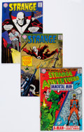 Silver Age (1956-1969):Science Fiction, Strange Adventures Group of 14 (DC, 1964-69) Condition: AverageFN.... (Total: 14 Comic Books)