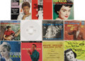 Music Memorabilia:Recordings, Various Artists EP Group of 11 (1955-60s). Here's an interestingbatch o' EPs to add spice to your collection or give you an...(Total: 11 Items)