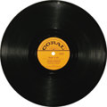 """Music Memorabilia:Recordings, Johnny Burnette Trio """"Tear It Up""""/ """"You're Undecided"""" 78 Coral 61651 (1956). This was the first single for the trailblazing ..."""