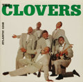 "Music Memorabilia:Recordings, ""The Clovers Mono LP Atlantic 1248 (1956). The trendsetting groupestablished themselves on the R&B charts, with three #1 hi..."