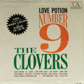 "Music Memorabilia:Recordings, Clovers ""Love Potion Number 9"" Mono LP United Artists 3099 (1959). For you younger folks who thought the Searchers Top 10 hi..."