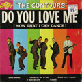 """Music Memorabilia:Recordings, Contours """"Do You Love Me"""" Mono LP Gordy 901 (1962). The title songis one of the most irresistible Pop/Rock/R&B tunes ever, ..."""