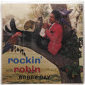 "Music Memorabilia:Recordings, Bobby Day ""Rockin' With Robin"" Mono LP Class 5002 (1959). We justhaven't seen this album much over the years and never in t..."