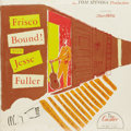 "Music Memorabilia:Recordings, Jesse Fuller ""Frisco Bound"" Stereo LP Cavalier 6009 (1957). Fullerwas a Blues/Folk favorite in the Bay Area in the '50s and..."