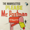 "Music Memorabilia:Recordings, Marvelettes ""Please Mr. Postman"" Mono LP Tamla 228 (1961). One ofthe greatest of the ""girl groups"" helped put Motown on the..."