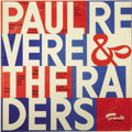 """Music Memorabilia:Recordings, """"Paul Revere and the Raiders"""" Mono LP Sande 1001 (1963). Even rarerthan their first release two years earlier on the Garden..."""