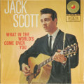 """Music Memorabilia:Recordings, Jack Scott """"What In The World's Come Over You"""" Stereo LP Top Rank626 (1961). Scott's first hits were on the Carlton label, ..."""