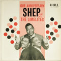 """Music Memorabilia:Recordings, Shep & and Limelites """"Our Anniversary"""" Mono LP Hull 1001(1962). The group's first LP spotlighted their big hit """"Daddy'sHom..."""