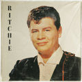 "Music Memorabilia:Recordings, Ritchie Valens ""Ritchie"" Sealed Promo LP Del Fi 1206 (1959). Valens' second album was issued after his famously tragic death..."