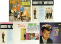 Music Memorabilia:Recordings, Bobby Vee LP Group of 6 Liberty (1960-64). Bobby Vee was one of thegreat teen idols of the early '60s, racking up his first... (Total:6 Items)