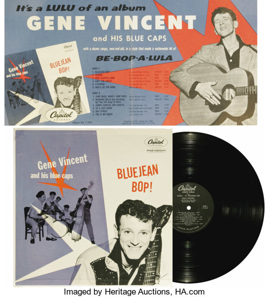 a28befd0a2a Gene Vincent and His Blue Caps