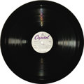 """Music Memorabilia:Recordings, Frank Sinatra """"The Gal That Got Away"""" Acetate. A 12"""" acetate at 78rpm recording of Frank Sinatra with Nelson Riddle perform..."""