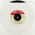 """Music Memorabilia:Recordings, Beach Boys """"Your Summer Dream"""" 45 Acetate MBS (1963). Within the space of one year, from the end of 1962 to late 1963, the B..."""