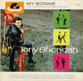 "Music Memorabilia:Recordings, Tony Sheridan and the Beat Brothers ""My Bonnie"" Mono LP Polydor46-612 (Germany, 1962). Significant in that this marked the ..."
