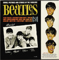 """Music Memorabilia:Recordings, """"Songs, Pictures and Stories Of The Fabulous Beatles"""" Mono LPVee-Jay 1092 (1964). Pristine copy of this issue, which was es..."""