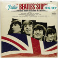 """Music Memorabilia:Recordings, """"The Beatles' Story"""" Sealed Mono LP Capitol 2222 (1964). The world couldn't get enough of the Fab Four in 1964! Capitol rele..."""