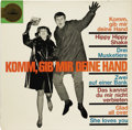 "Music Memorabilia:Recordings, ""Komm, Gib Mir Deine Hand"" Stereo LP Electrola 83659 (Germany, 1964). No, it's not completely a Beatles album, but the t..."
