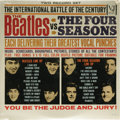 """Music Memorabilia:Recordings, """"The Beatles VS. The Four Seasons"""" Sealed Mono Double LP Vee-Jay DX30 (1964). With the Beatles getting bigger and bigger th..."""