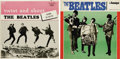 """Music Memorabilia:Recordings, Beatles Import Mono LP Group of 2 (1964-65). The two albums includeCanada's """"Twist And Shout"""" (Capitol T 6054, 1964) -- Con... (Total:2 Items)"""