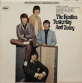 """Music Memorabilia:Recordings, Beatles """"Yesterday and Today"""" 2nd State Butcher Cover Stereo LPCapitol 2553 (1966). Go ahead, if you think you'll have a-pe..."""
