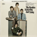 """Music Memorabilia:Recordings, Beatles """"Yesterday And Today"""" Sealed Stereo LP Capitol ST8-2553(1969). Record club issue of the 1966 original, with green l..."""