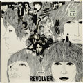 """Music Memorabilia:Recordings, Beatles """"Revolver"""" Sealed Stereo LP Capitol 2576 (1966). Many fansand critics rank this at or near the top when assessing t..."""