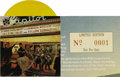"Music Memorabilia:Recordings, Beatles ""Reel Music"" Yellow Vinyl Promo Mono LP Capitol 12199(1982). This special edition -- numbered ""Limited Edition No. ..."