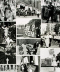 Books:Prints & Leaves, [Protest]. Archive of Approximately Twenty-Nine PhotographsDepicting Protest in America. ...