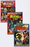 Bronze Age (1970-1979):Horror, Marvel Bronze Age Horror Comics Group of 16 (Marvel, 1970s)Condition: Average FN.... (Total: 16 Comic Books)