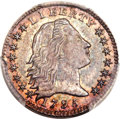 Early Half Dimes, 1795 H10C MS66 PCGS Secure. CAC. V-5, LM-8, R.3....