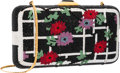 "Luxury Accessories:Accessories, Judith Leiber Full Bead Multicolor Crystal Floral MinaudiereEvening Bag. Very Good to Excellent Condition. 7"" Widthx..."