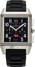 Movie/TV Memorabilia:Instruments , Jaeger-LeCoultre Ref. 231.T.50 Reverso Squadra-World Chronograph606/1500...
