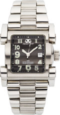 "Movie/TV Memorabilia:Instruments , Reactor ""Ion"" Mid-Size Steel Wristwatch..."