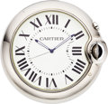 Movie/TV Memorabilia:Instruments , Cartier Desk Clock/Alarm...